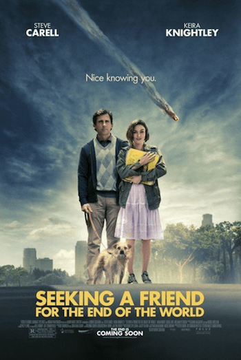 Seeking a Friend for the End of the World poster