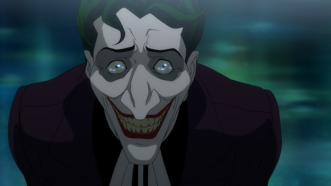 Image from Batman: The Killing Joke