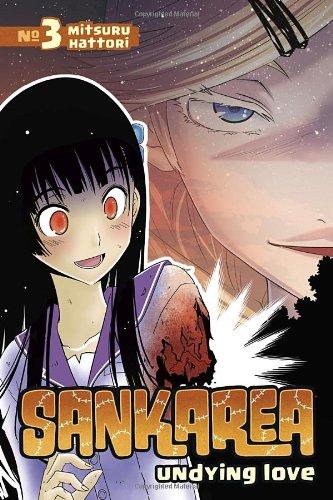 Sankarea: Undying Love Volume 3