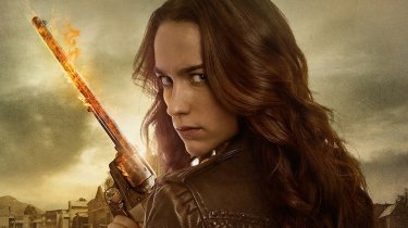 Wynonna Earp promotional poster