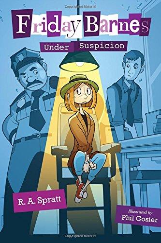Friday Barnes, Under Suspicion
