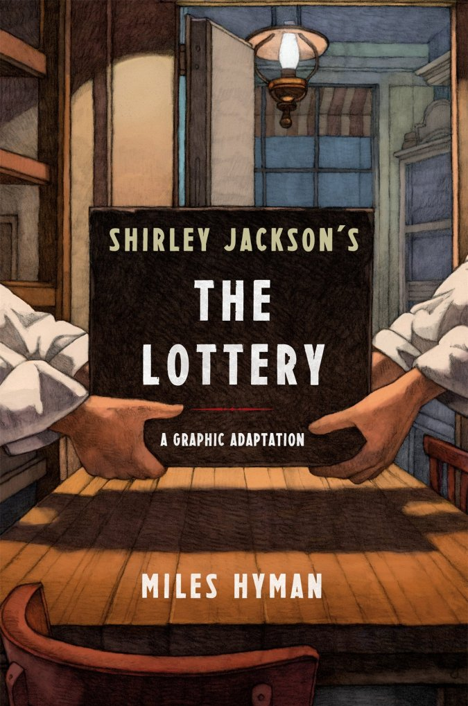 Shirley Jackson's The Lottery: A Graphic Adaptation