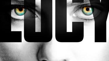 Lucy movie poster starring Scarlett Johansson