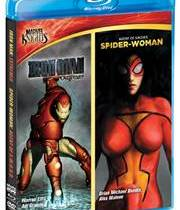 Marvel motion comic Blu-ray