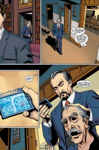 Doctor Who: The Third Doctor #1 preview page 3