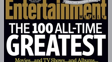 Entertainment Weekly #1266 cover
