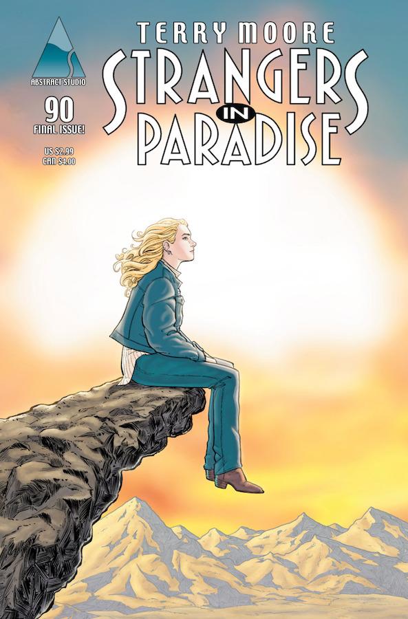 Strangers in Paradise #90
