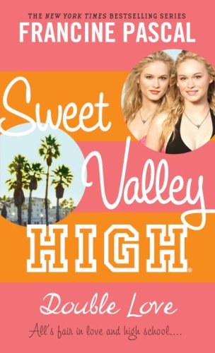 The first Sweet Valley High novel (reissue cover)