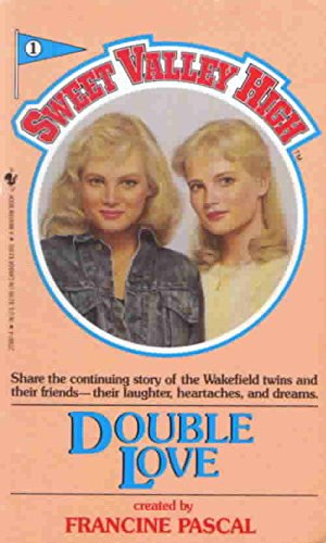 The first Sweet Valley High novel (original cover)