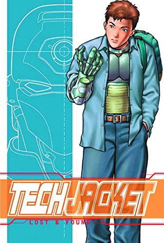 Tech Jacket: Lost and Found
