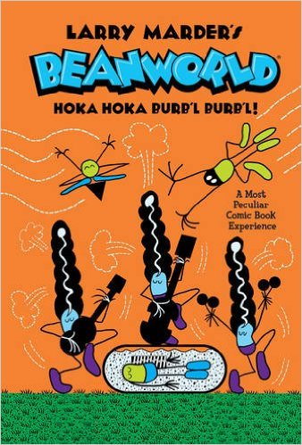 Beanworld: Hoka Hoka Burb'l Burb'l
