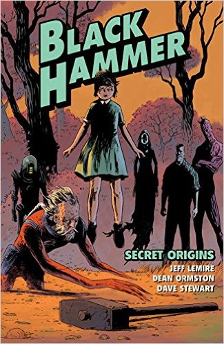 Black Hammer: Secret Origins