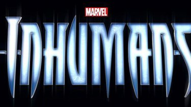 Marvel's Inhumans logo