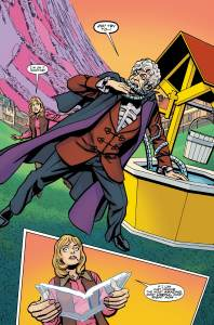 Doctor Who: The Third Doctor #3 preview page 1