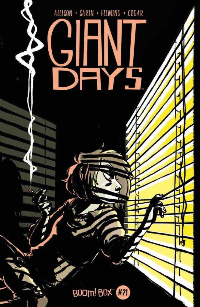 Giant Days #21