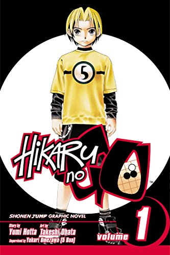 Hikaru no Go Volume 1