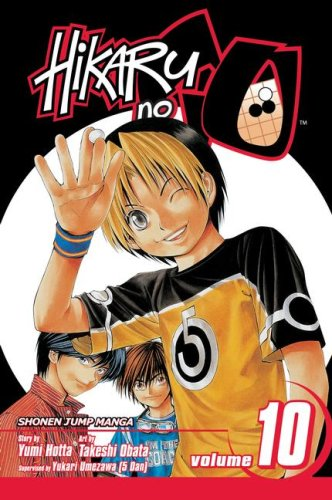 Hikaru no Go volume 10
