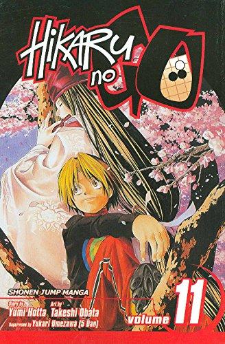 Hikaru no Go volume 11