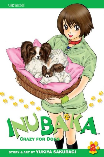 Inubaka: Crazy for Dogs Volume 2