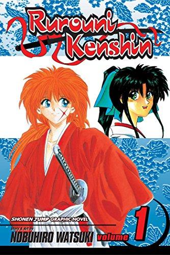 Rurouni Kenshin Volume 1