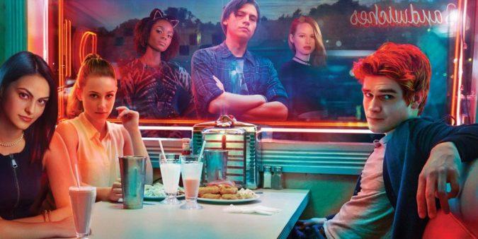 Riverdale promo poster