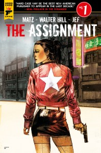 The Assignment #1 cover by Jef