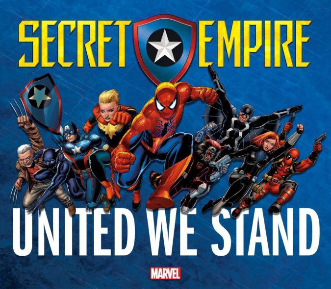 Marvel Secret Empire United We Stand