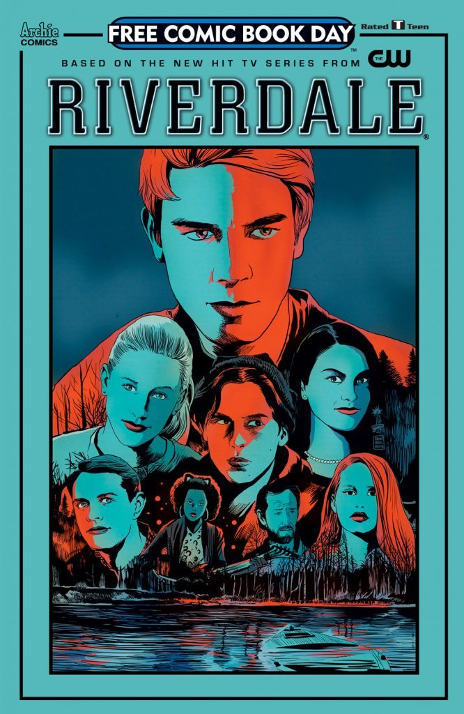 Riverdale Free Comic Book Day issue