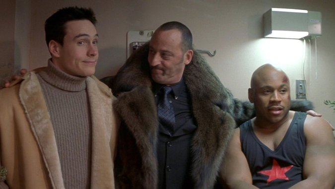 Rollerball with Chris Klein, Jean Reno, and LL Cool J