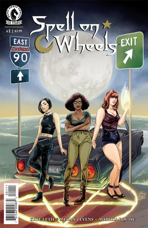 Spell on Wheels #1