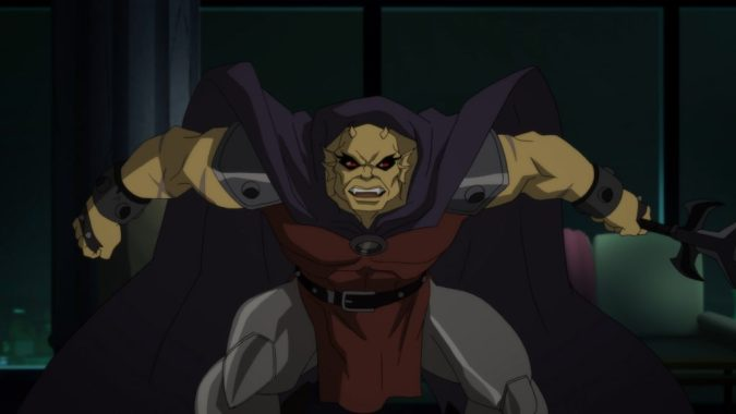 Justice League Dark: Etrigan