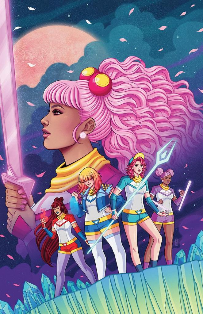 Zodiac Starforce: Cries of the Fire Prince variant cover