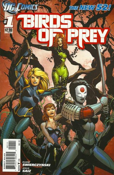 Birds of Prey #1
