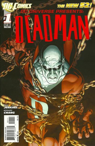 DC Universe Presents #1