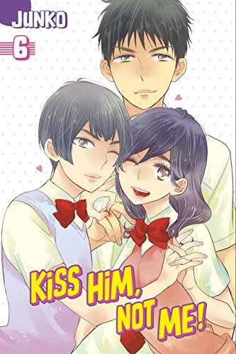 Kiss Him Not Me Volume 6