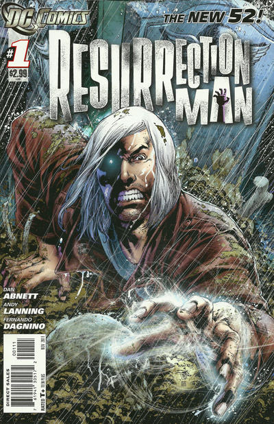 Resurrection Man #1