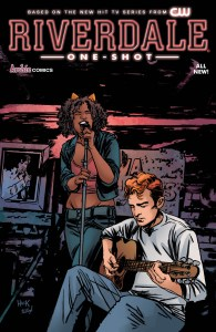 Riverdale one-shot cover by Robert Hack