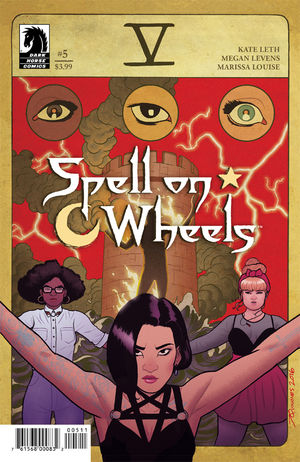 Spell on Wheels #5