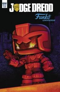 Judge Dredd: Funko Universe