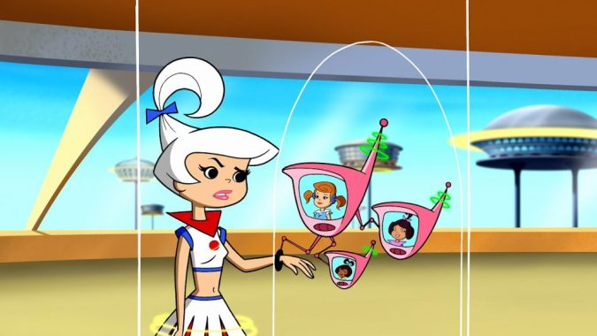 Judy Jetson in The Jetsons & WWE: Robo-Wrestlemania