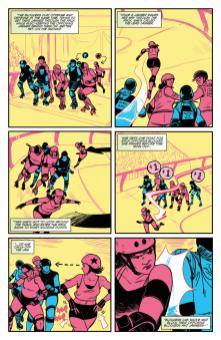 Slam! #4 preview page 2
