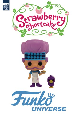 Strawberry Shortcake: Funko Universe Toy Variant