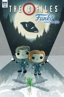 The X-Files: Funko Universe