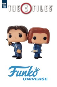 The X-Files: Funko Universe Toy Variant