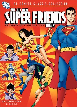 The All New Super Friends Hour: Season One, Volume 1