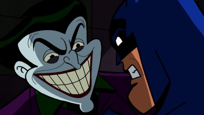 The Joker in Batman: The Brave and the Bold