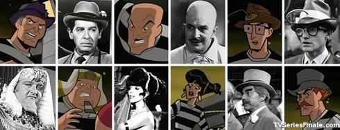 TV villain comparison