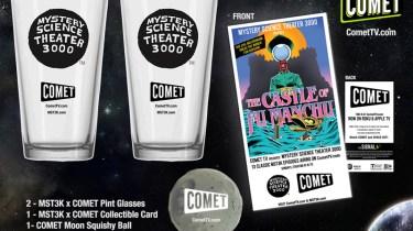 Comet TV MST3K giveaway