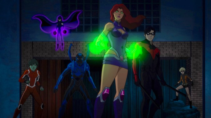 Teen Titans: The Judas Contract still