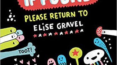 If Found... Please Return to Elise Gravel